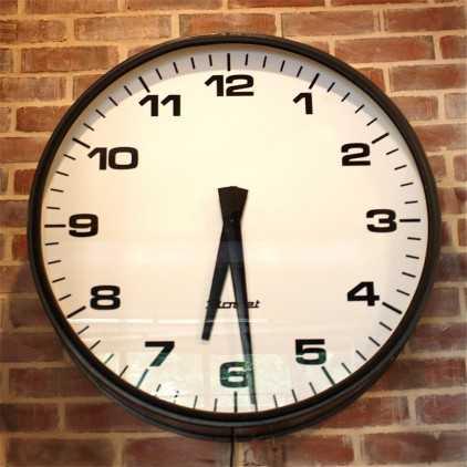 Horloge industrielle BODET