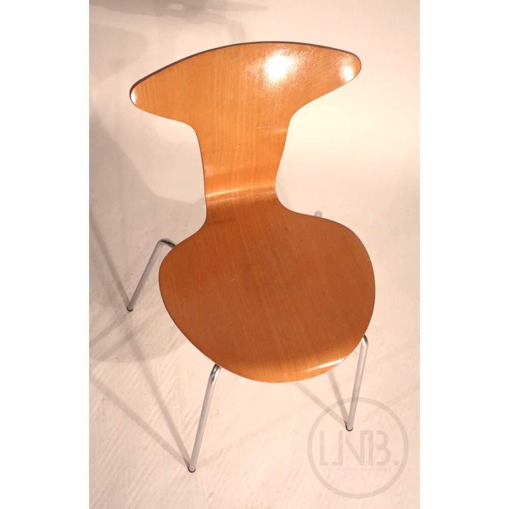 Chaise Arne Jacobsen Beautiful Chaise Xavier Pauchard