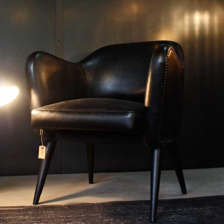fauteuil bebop style ann es 50 les nouveaux brocanteurs. Black Bedroom Furniture Sets. Home Design Ideas