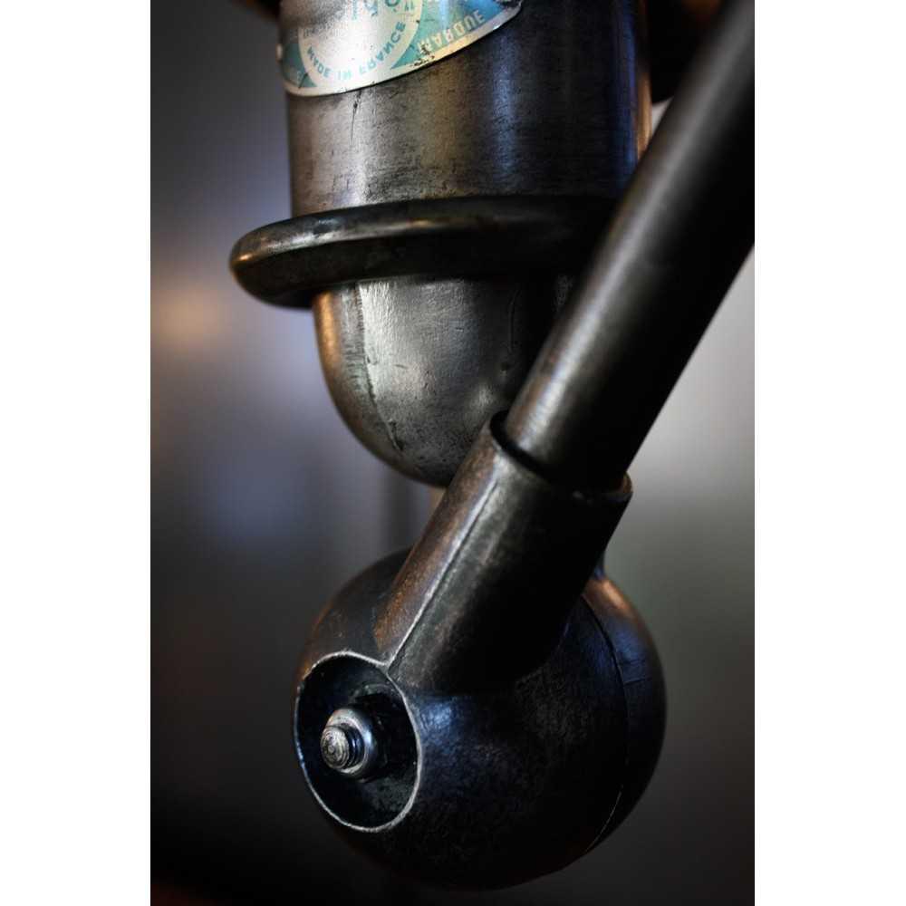 Ancienne lampe industrielle jielde poser les nouveaux brocanteurs - Lampes jielde anciennes ...