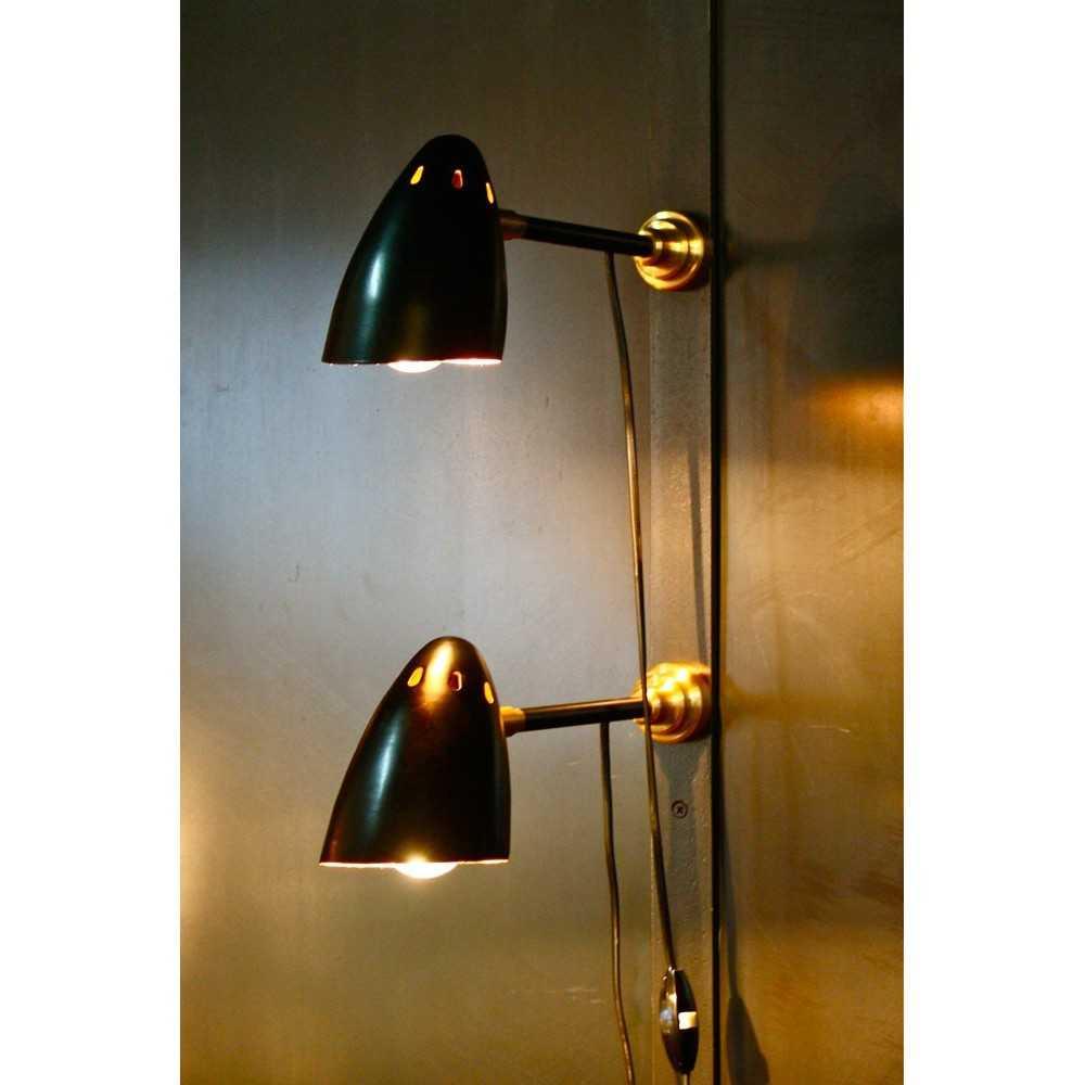 applique cocotte style ann es 50 l les nouveaux brocanteurs. Black Bedroom Furniture Sets. Home Design Ideas