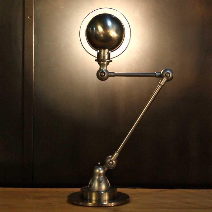 Lampe industrielle JIELDE à poser