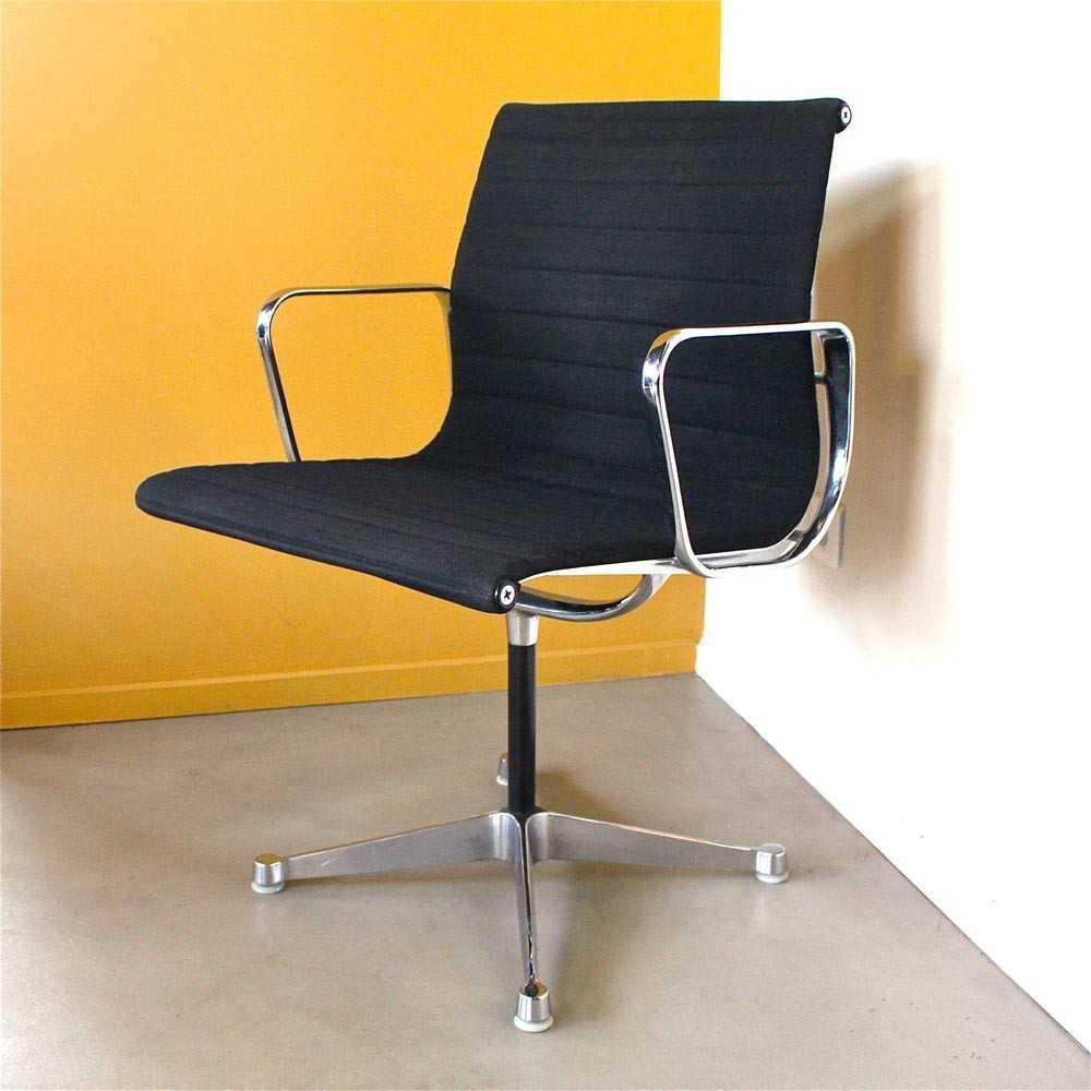 fauteuil de bureau eames mod le ea 103 les nouveaux brocanteurs. Black Bedroom Furniture Sets. Home Design Ideas