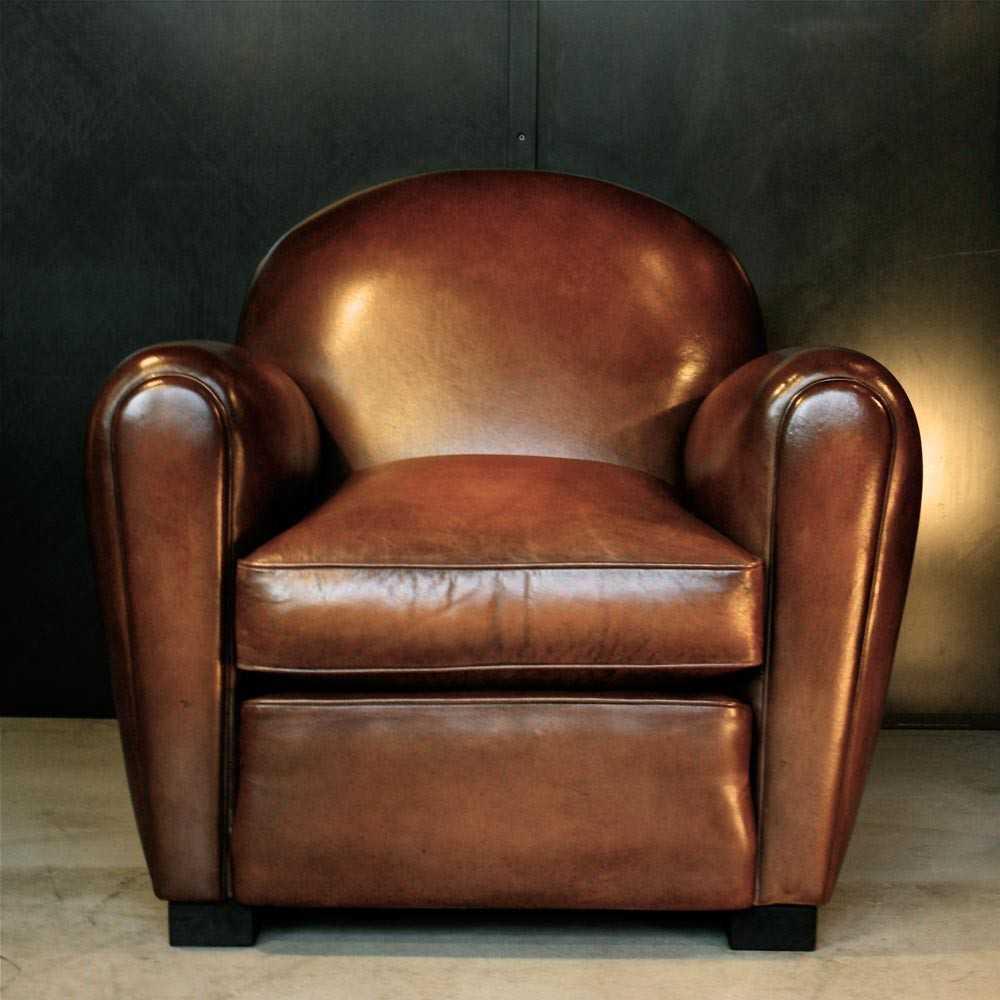 fauteuil club les nouveaux brocanteurs. Black Bedroom Furniture Sets. Home Design Ideas