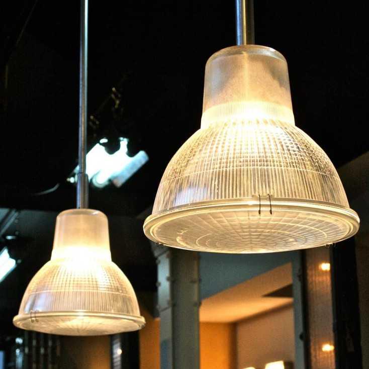 Lampe holophane