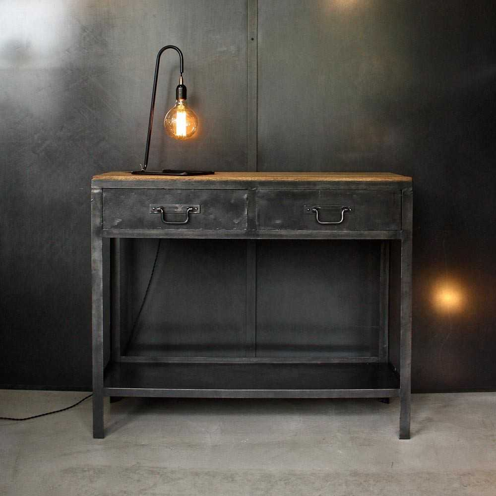 console industrielle coiffure 2019. Black Bedroom Furniture Sets. Home Design Ideas