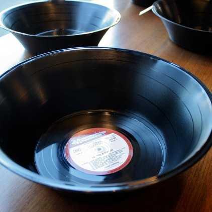 """""""Vinylier"""" - Disque vinyle vide poche"""