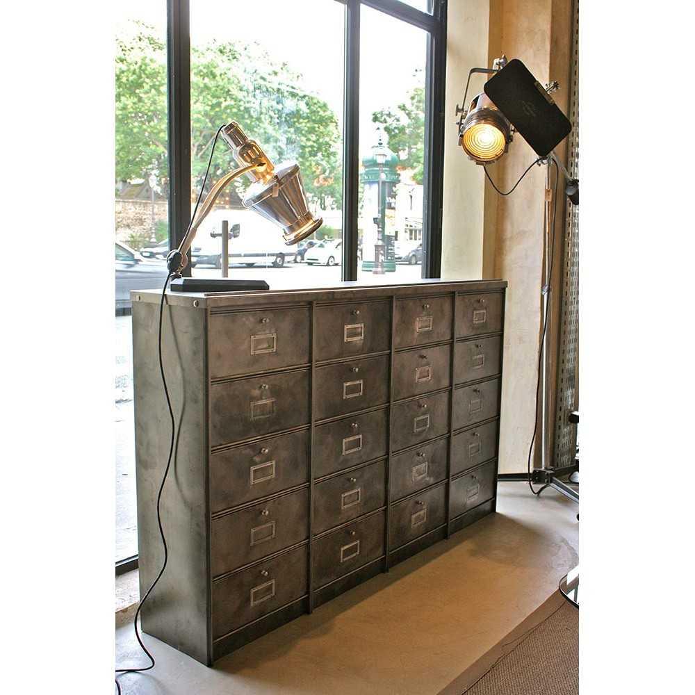 meuble clapets ron o les nouveaux brocanteurs. Black Bedroom Furniture Sets. Home Design Ideas