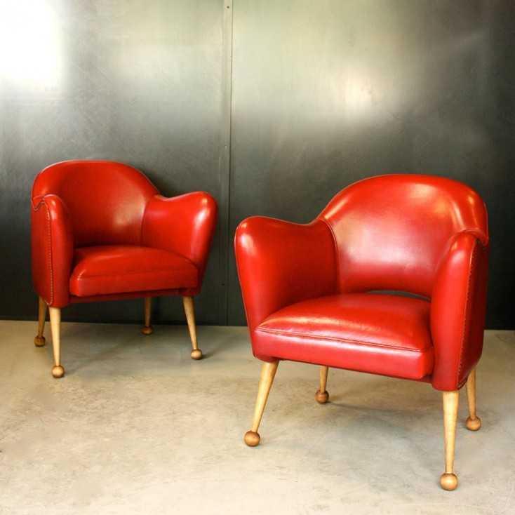 fauteuil cocktail vintage - Fauteuil Cocktail Vintage