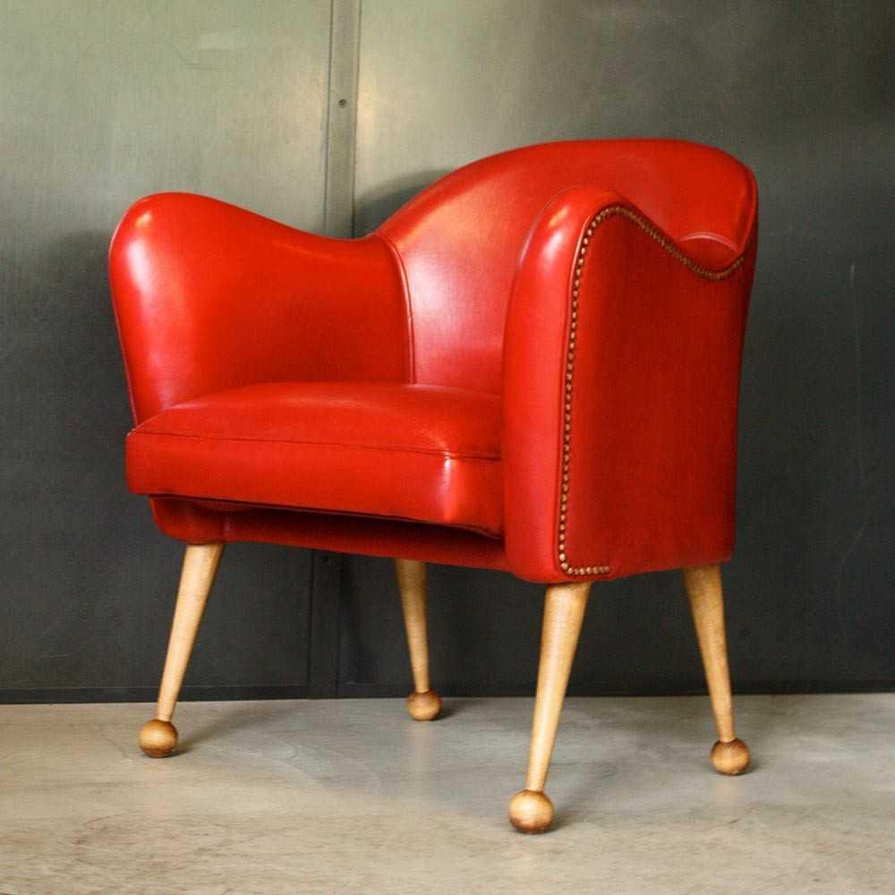 fauteuil cocktail vintage les nouveaux brocanteurs. Black Bedroom Furniture Sets. Home Design Ideas