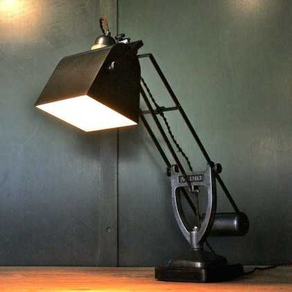 Lampe industrielle Muno