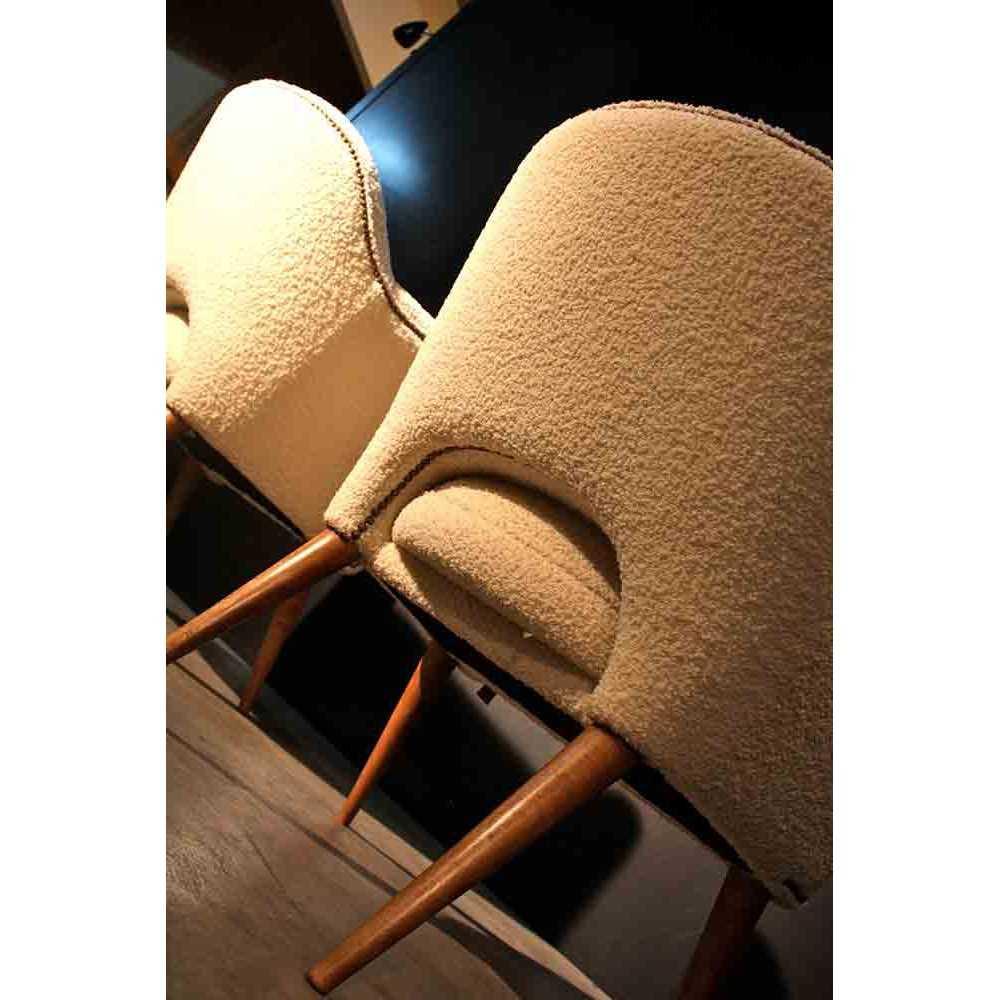Fauteuil bebop design ann es 50 les nouveaux brocanteurs for Architecture annees 50