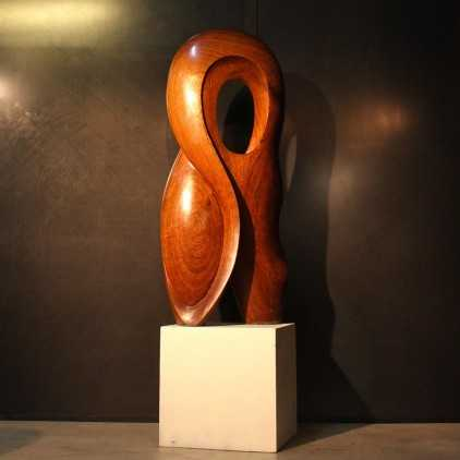 """Sculpture """"Les vents"""" de  Julien Signolet"""