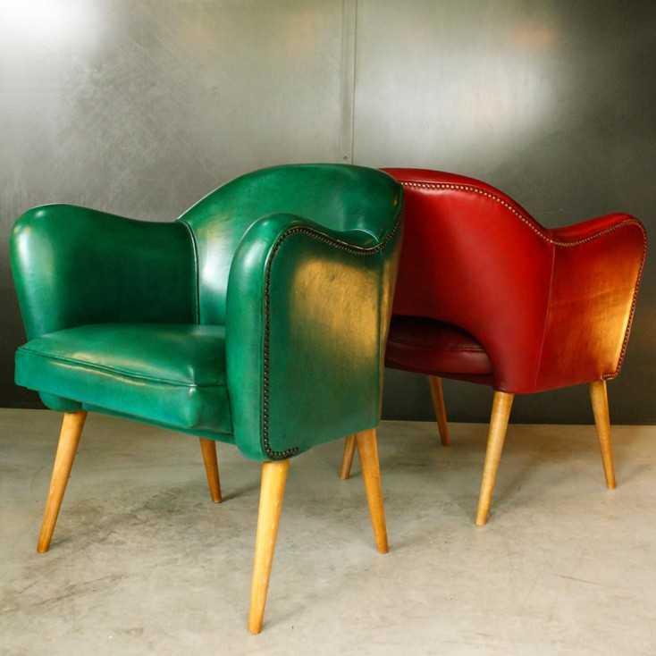 Fauteuil Bebop - Design années 50