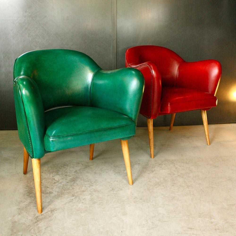 fauteuil bebop design ann es 50 les nouveaux brocanteurs. Black Bedroom Furniture Sets. Home Design Ideas
