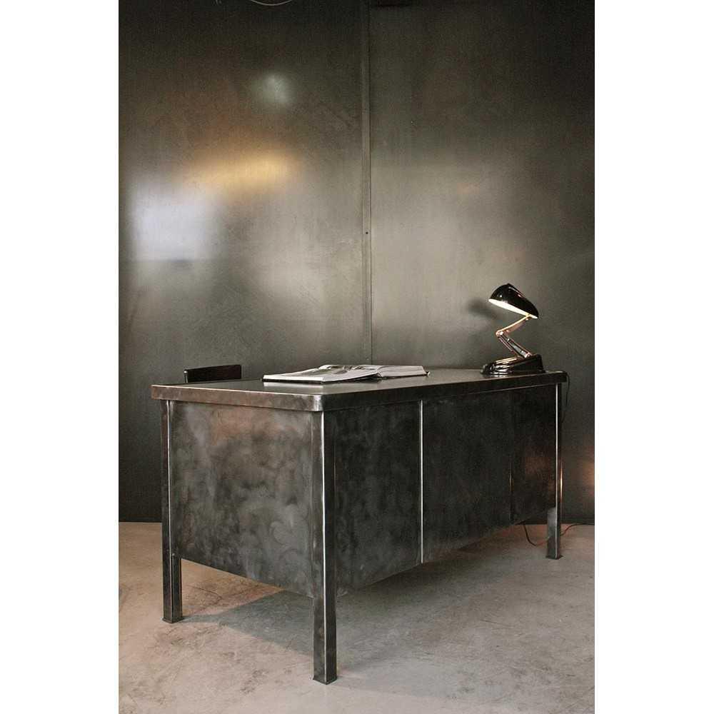bureau strafor mobilier industriel les nouveaux. Black Bedroom Furniture Sets. Home Design Ideas