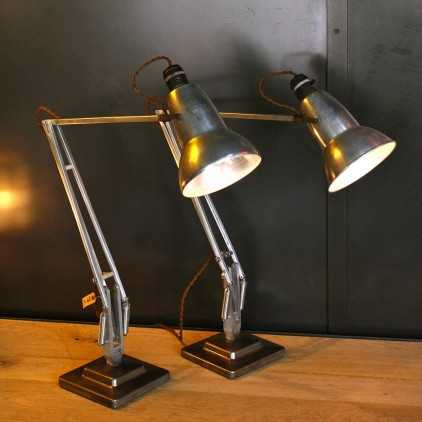 Lampe Anglepoise vintage
