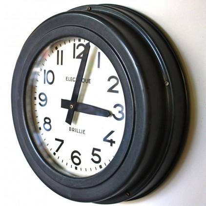 Petite Horloge électrique Brillié vers 1960