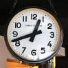 Horloge double face Charvet-Delorme