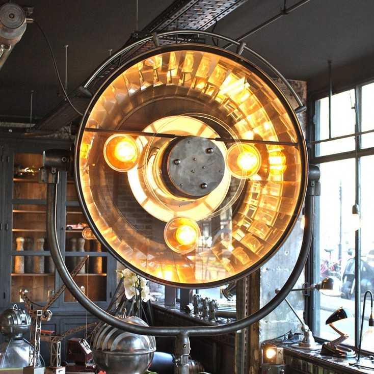Grande lampe Scialytique BBT