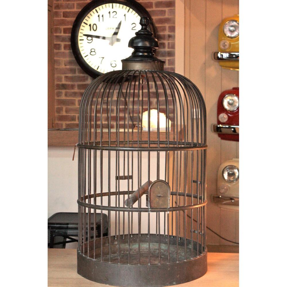 ancienne cage oiseaux napol on iii les nouveaux brocanteurs. Black Bedroom Furniture Sets. Home Design Ideas