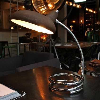 """Lampe de bureau """"sixties"""""""