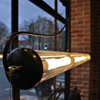 Luminaire industriel Néon Led