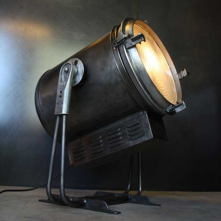 Ancien Projecteur CREMER 5KW vers 1950
