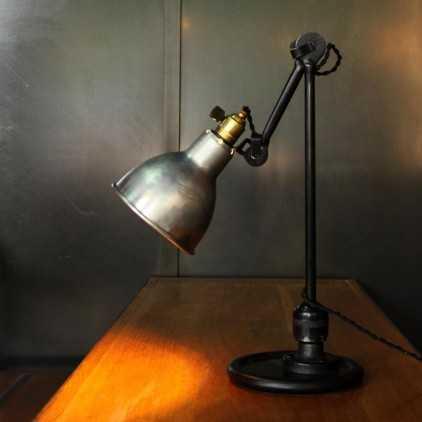 Lampe Bernard Albin Gras