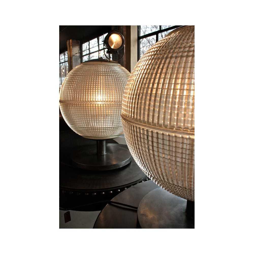 luminaire boule europhane les nouveaux brocanteurs. Black Bedroom Furniture Sets. Home Design Ideas