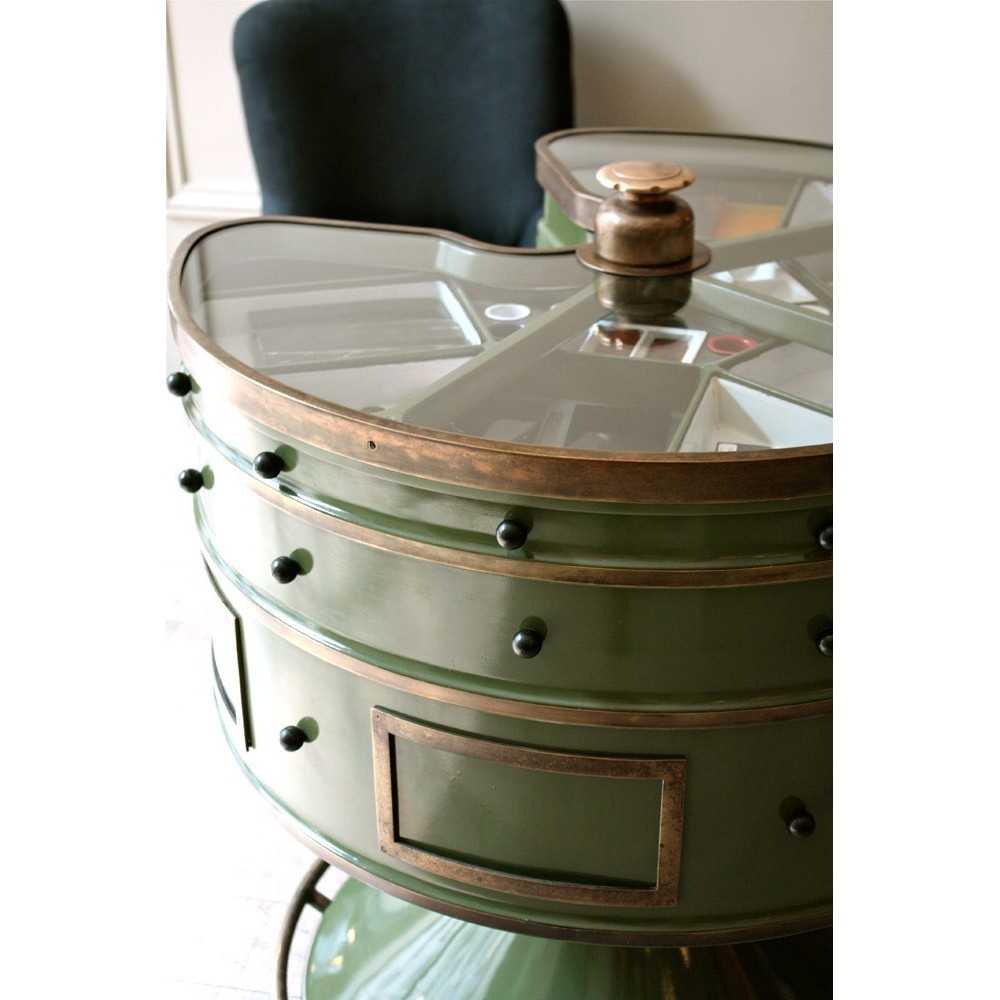 meuble de dentiste ancien les nouveaux brocanteurs. Black Bedroom Furniture Sets. Home Design Ideas