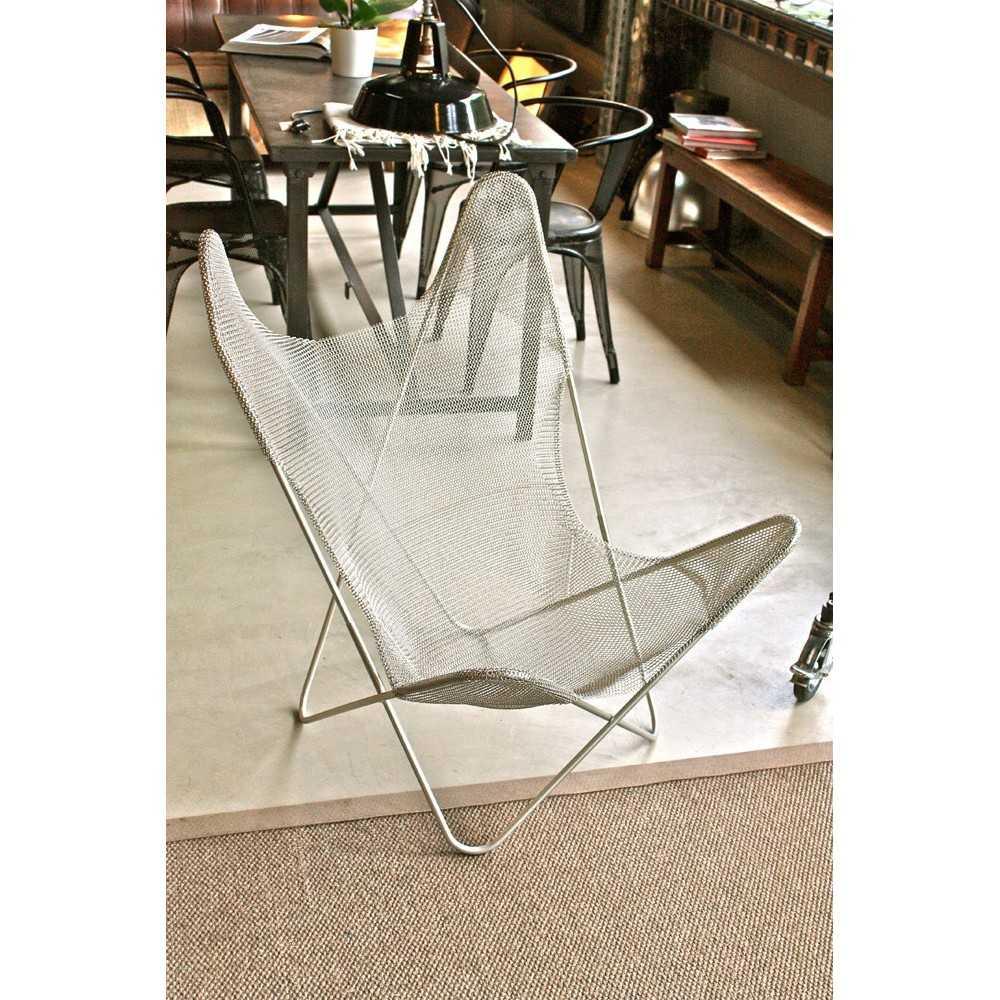 fauteuil aa airborne housse cotte de maille les nouveaux brocanteurs. Black Bedroom Furniture Sets. Home Design Ideas