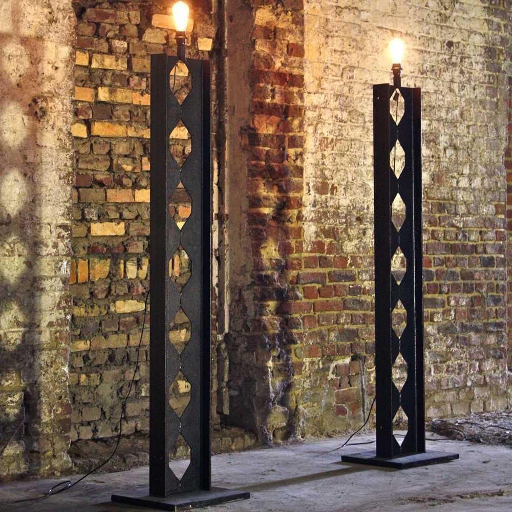 Lampe industrielle les nouveaux brocanteurs - Lampe industrielle d occasion ...