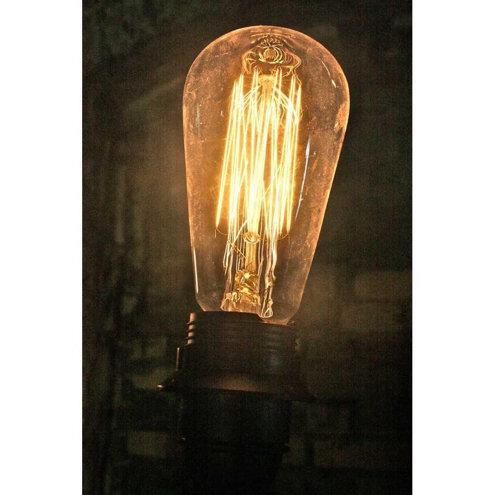 Lampe industrielle les nouveaux brocanteurs - Lampe industrielle ...