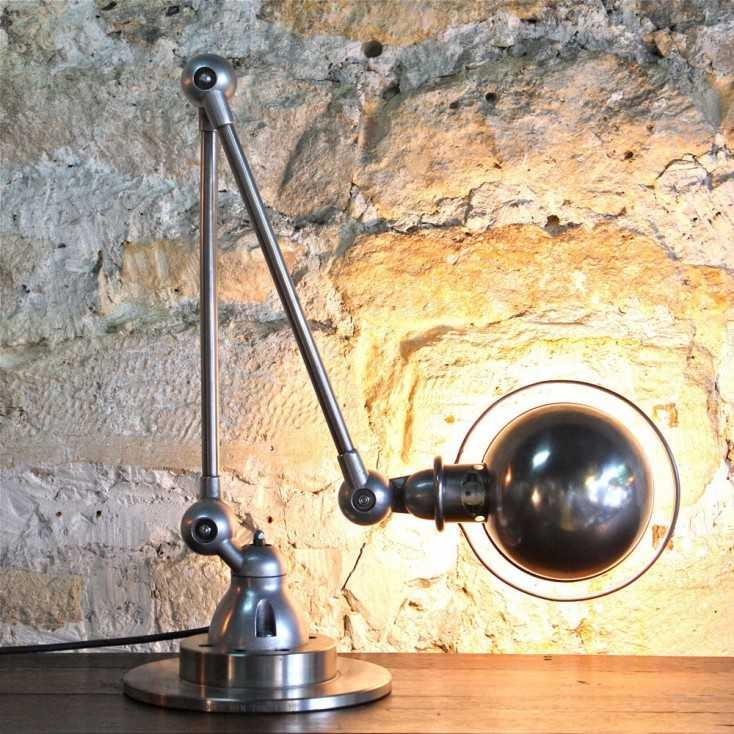 ancienne lampe jielde lampe industrielle les nouveaux. Black Bedroom Furniture Sets. Home Design Ideas