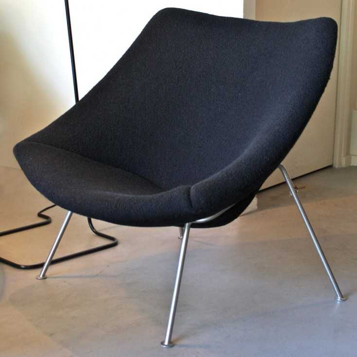 fauteuil oyster pierre paulin les nouveaux brocanteurs. Black Bedroom Furniture Sets. Home Design Ideas