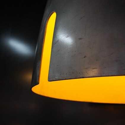 Big aeronautical industrial hanging/pendant light