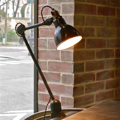 Original GRAS 204 French lamp clamp