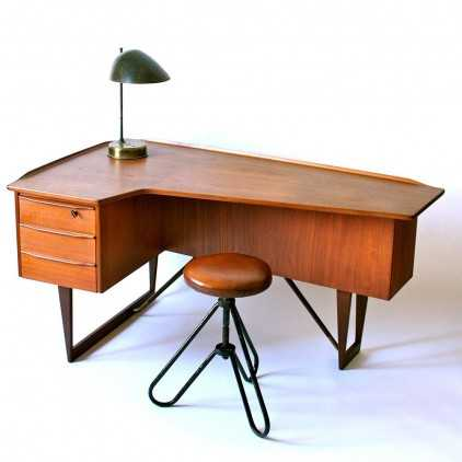 Bureau design danois de Peter Nielson Lovig 1957