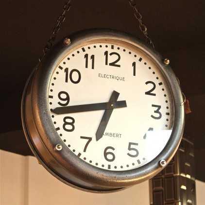 Horloge industrielle LAMBERT