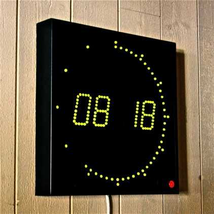 Gorgy Timing clock year 70/80