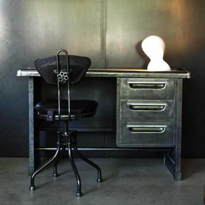 """Industrial metal """"RONEO"""" desk"""