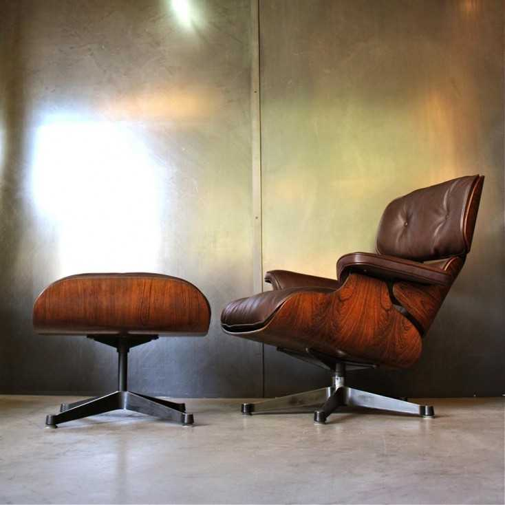 Lounge chair Charles et Ray Eames