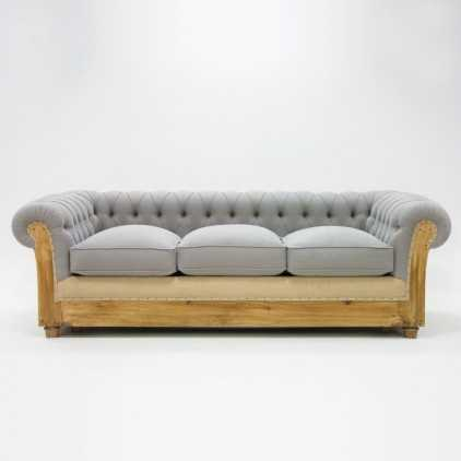 Canapé Chesterfield convertible