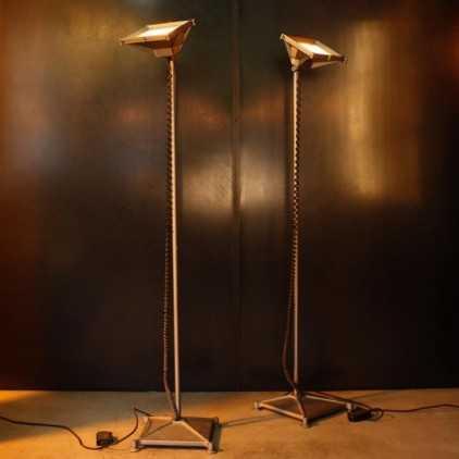 """Floor lamp """"Lingotto"""" Renzo Piano"""