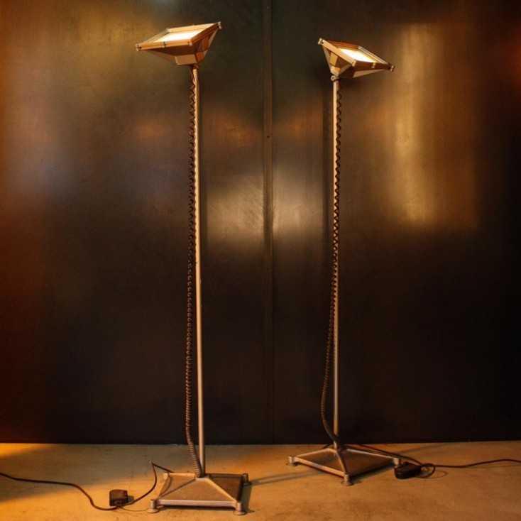 "Lampadaire ""Lingotto"" Renzo Piano"