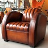 """Fauteuil Club """"ROADSTER"""""""