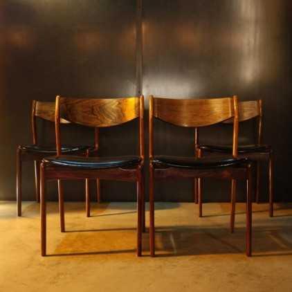 Danish Chairs Poul Erik Jorgensen