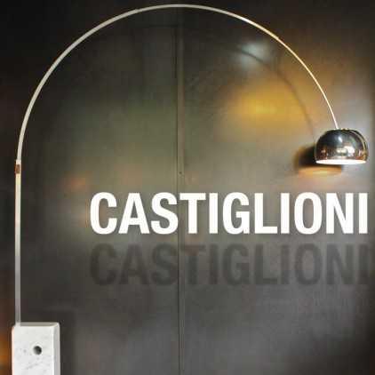 Lampe vintage ARCO Castiglioni