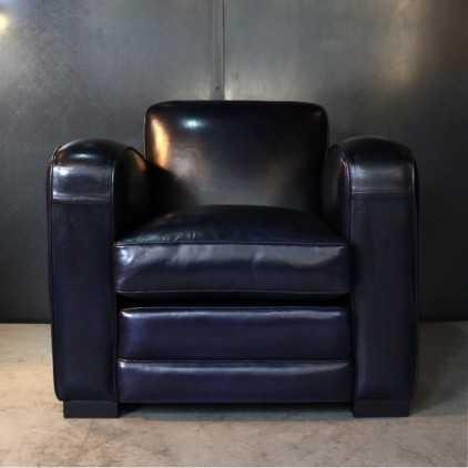 "Club armchair ""chicago"""